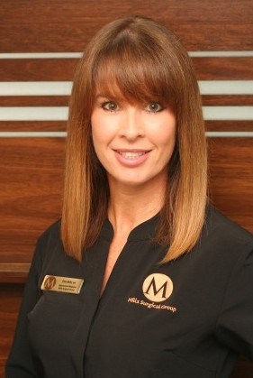 Erin Mills - appearance medicine manager and skincare specialist